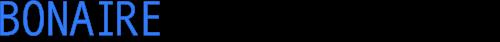 Logo bonaire comfort rentals